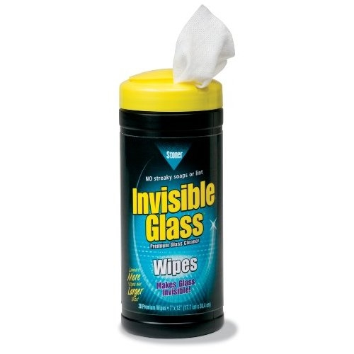 Stoner Invisible Glass Wipes (28 wipes)