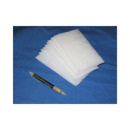 Jenesco Ozone Generator Input Filters (pack of 10)