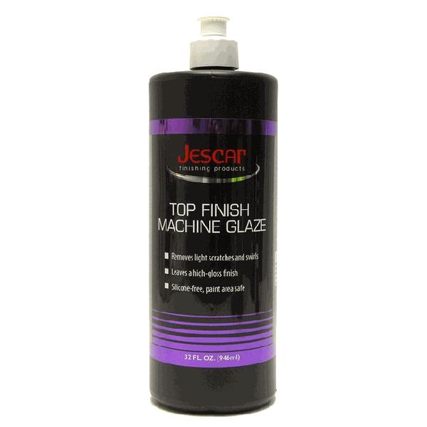 Jescar Top Finish Machine Glaze, TF125Q - 32 oz.