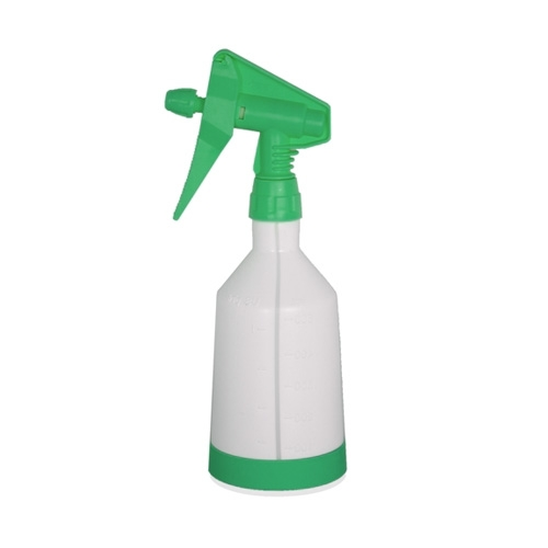 Kwazar Mercury Pro+ Spray Bottle w/ Dual Action Trigger, Green - 0.5 Liter