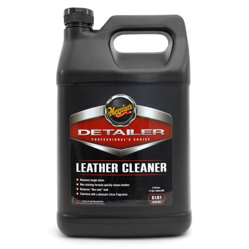 Meguiar's Leather Cleaner, D18101 - 1 gal.