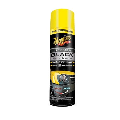 Meguiar's Ultimate Black Tire Restorer - 10 oz. aerosol