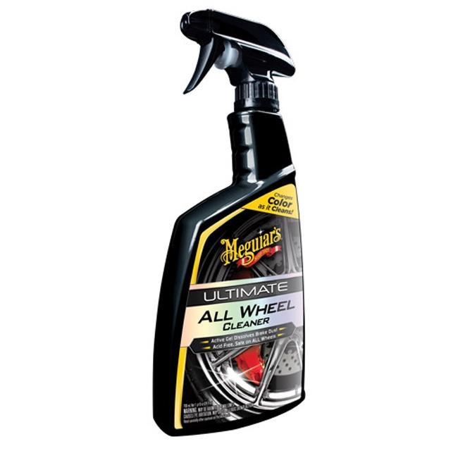 Meguiar's Ultimate All Wheel Cleaner - 24 oz.