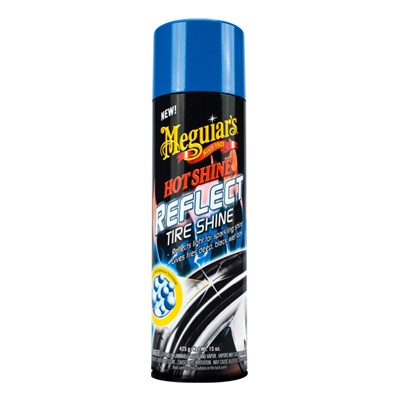 Meguiar's Hot Shine Reflect Tire Shine - 15 oz.