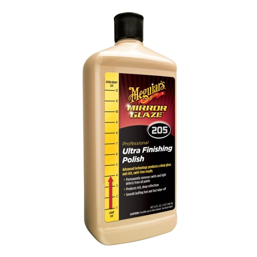 Meguiar's Ultra Finishing Polish #205, M20532 - 32 oz.