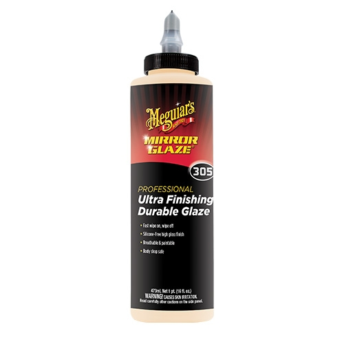 Meguiar's Ultra Finishing Durable Glaze, M30516 - 16 oz.