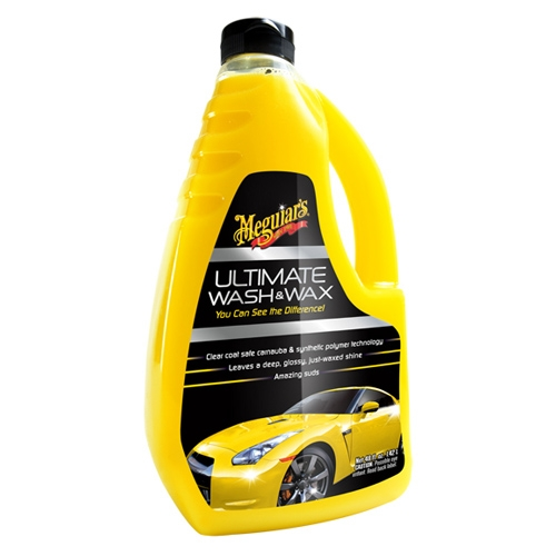 Meguiar's Ultimate Wash & Wax (48 oz)
