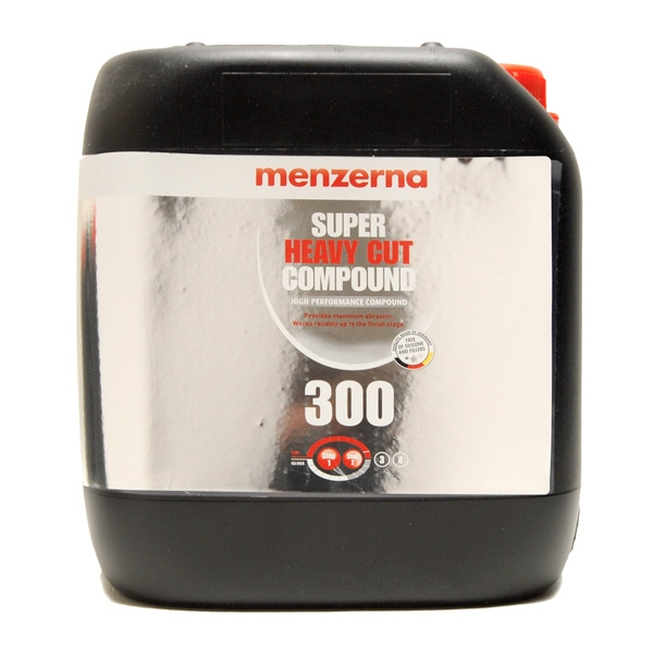 Menzerna Super Heavy Cut Compound, SHC300 - 1 gal.