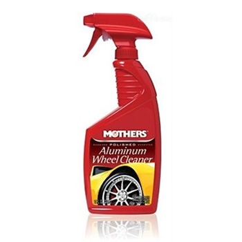Mothers Polished Aluminum Wheel Cleaner - 24 oz.