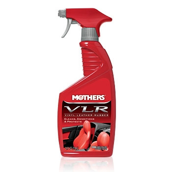 Mothers VLR Vinyl, Leather, Rubber Care - 24 oz.