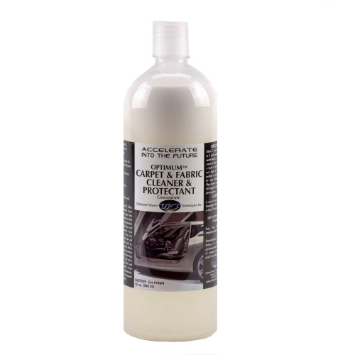 Optimum Carpet & Fabric Clean & Protect - 32 oz. concentrate