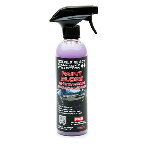 P Amp S Paint Gloss Showroom Spray N Shine 16 Oz