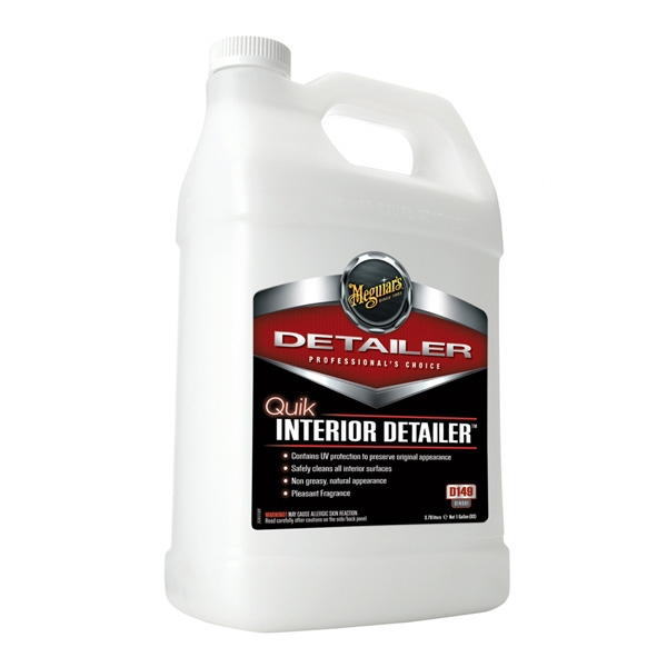 Meguiar's Quik Interior Detailer (1 gal) 