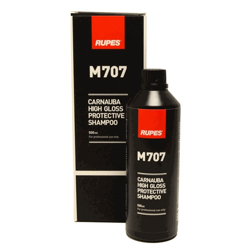 Rupes Carnauba High Gloss Protective Shampoo, M707 - 500 ml