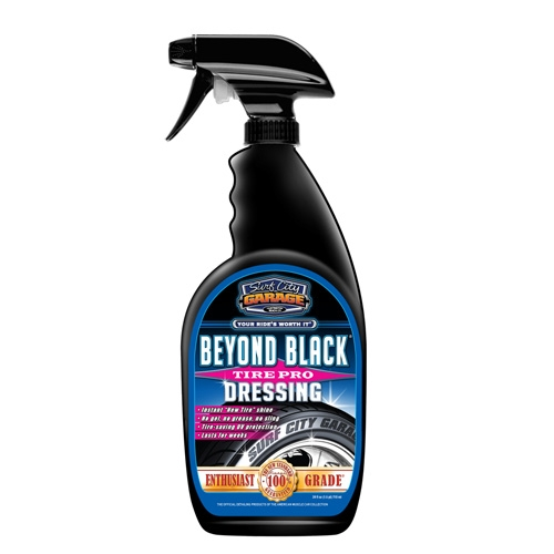 Surf City Garage Beyond Black Tire Pro - 24 oz.