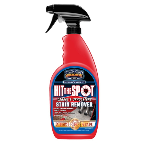 Surf City Garage Hit The Spot Carpet & Upholstery Spot Remover - 24 oz.