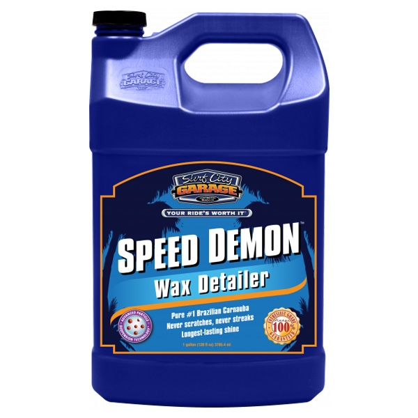 Surf City Garage Speed Demon Wax Detailer - 1 gal.