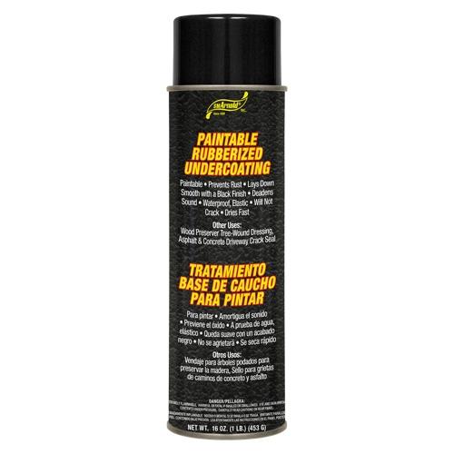 SM Arnold Paintable Rubberized Undercoating - 16 oz. aerosol