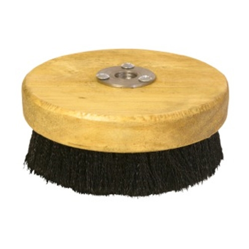 SM Arnold Carpet & Upholstery Brush for Rotary Polishers - 5 inch