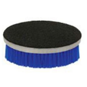 SM Arnold Carpet & Upholstery Brush for Orbital/DA Polishers - 5 inch, 3/4-inch bristes