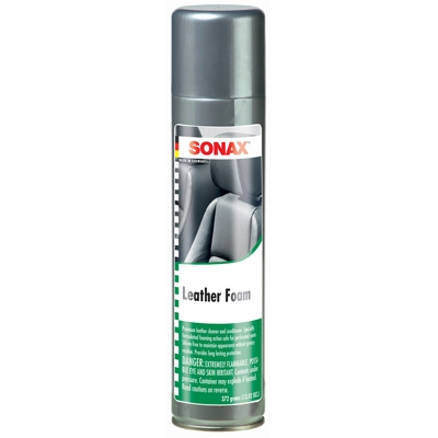 Sonax Leather Foam (13.53oz)
