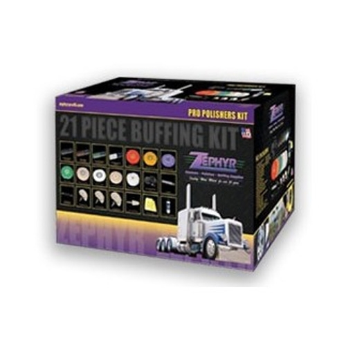Zephyr Professional Polisher's Starter Kit