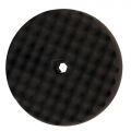 3M Perfect-It Foam Polishing Pad, Double Sided Quick Connect, 05707, Black - 8 inch