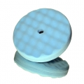3M Perfect-It Foam Ultrafine Polishing Pad, Double Sided Quick Connect, 05708, Blue - 8 inch