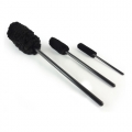 Wheel Woolies 3-Piece Wheel Brush Kit