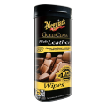 Meguiar's Gold Class Rich Leather Cleaner/Conditioner Wipes