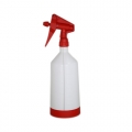 Kwazar Mercury Pro+ Spray Bottle, Dual Action Trigger, Red - 0.5 Liter