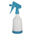 Kwazar Mercury Pro+ Spray Bottle, Dual Action Trigger, Blue - 1.0 Liter