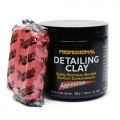 Meguiar's Professional Detailing Clay - Red, Aggressive