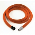 Mr. Nozzle Wet/Dry Vacuum Hose with Hose Ends - 15 ft.