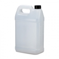 F-Style Gallon Bottle w/ Black Cap