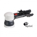 Rupes Bigfoot Mini Pneumatic 3-inch Random Orbital Polisher, 15 mm orbit