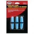 SAS Foam Ear Plugs (3 pair)