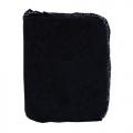 SM Arnold Wax & Polish Microfiber Applicator Pad, Black