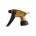 Tolco Acid Resistant Trigger Sprayer, Black/Gold