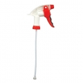 Tolco Model 640 High Output Big Blaster Trigger Sprayer, Red/White