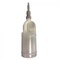 Vapor Systems Fill Bottle with Top