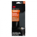3M Wetordry Automotive Sandpaper, 1000 grit, 03001 (5 sheets) 