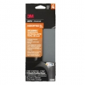 3M Wetordry Auto Sandpaper, assorted grits, 03006 (5 sheets)