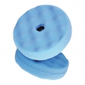 3M Perfect-It Blue Foam Ultrafine Polishing Pad, Double Sided, Quick Connect, 33286 - 6 inch