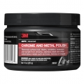 3M Chrome & Metal Polish, 39527 - 10 oz.