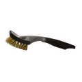 SM Arnold Tire Brush (Brass Wire)