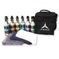 Aero Travel Series 6-Pack w/ Bag (Finale, Shine, Away, Immaculate, View, Protect) - 16 oz each