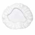 AutoSpa Cotton TerryCarrand Cotton Terry Application Bonnets for 9-10 inch Orbital Polishers (2 pack)