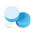 Lake Country Hydro-Tech Foam Cutting Pad, Cyan - 3 inch x 7/8 inch