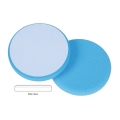 Lake Country Hydro-Tech Low Profile Cyan Foam Cutting Pad - 5.5 inch x 7/8 inch